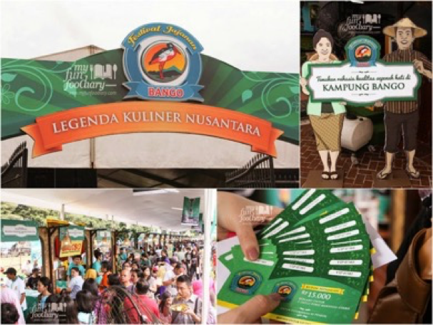 brand activation legenda kuliner